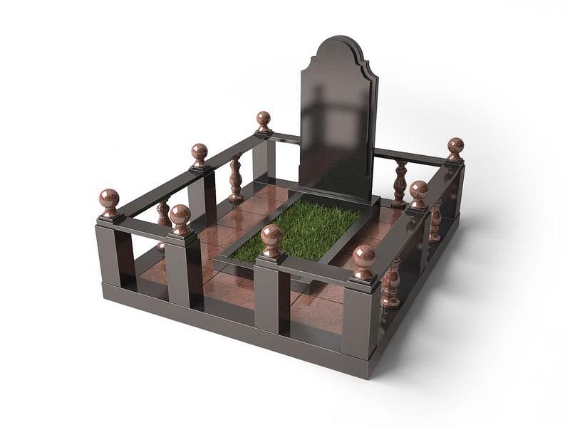 Какие бывают ограды на могилу, какую лучше выбрать